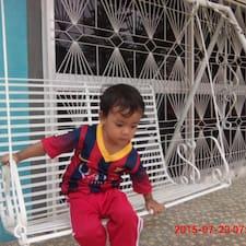 Wan Ahmad Ikram Bin je domaćin.