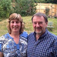Sharon And Andrew est l'hôte.
