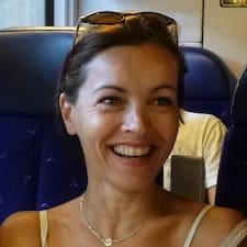 Henkilön Michèle käyttäjäprofiili