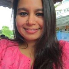 Anishaさんのプロフィール