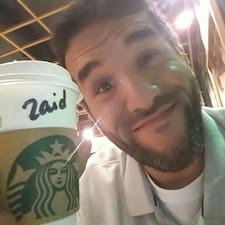 Zaid User Profile