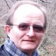 Profilo utente di Jean-Pierre