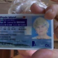 Profil Pengguna Margaret