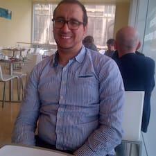 El Mostafa felhasználói profilja