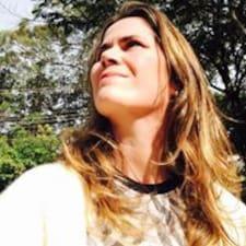 Maria Amelia felhasználói profilja