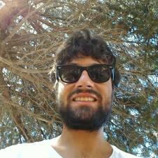 Davide felhasználói profilja