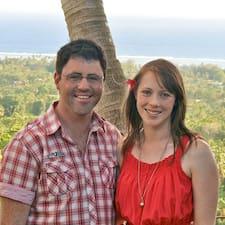 Mijburgh & Amanda User Profile