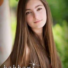 Profil utilisateur de Gianna