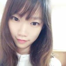 Seongjin felhasználói profilja
