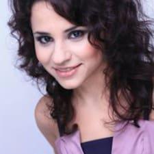 Profil utilisateur de Mariya