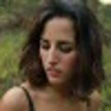 Gisela felhasználói profilja