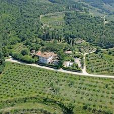 Villa La Grotta es el anfitrión.