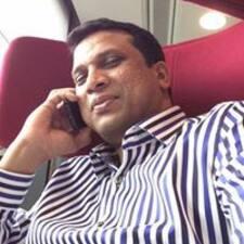 Profil utilisateur de Aravind