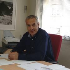 Miguel Antonio Brugerprofil