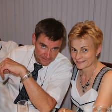 โพรไฟล์ผู้ใช้ Geneviève Et Régis
