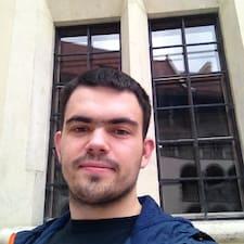 Profil utilisateur de Юрий