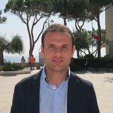 Användarprofil för Massimiliano