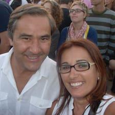 José Carlos E Sandra est l'hôte.