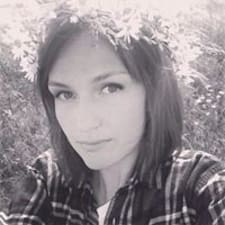Profil utilisateur de Настя