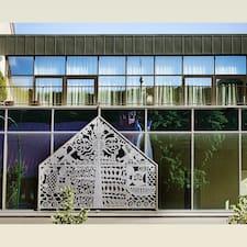 Linden Home Klaipeda Centrum Apartm es el anfitrión.