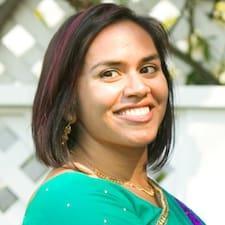 Aravinda - Uživatelský profil