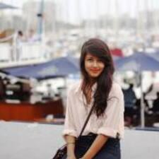 Profil utilisateur de Aranya