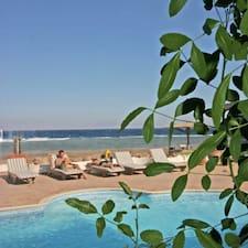 Blue Beach Club is the host.