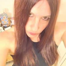 Profil utilisateur de Marisa