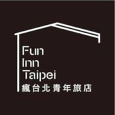 瘋台北青旅 je domaćin.
