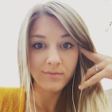 Ainsley - Uživatelský profil