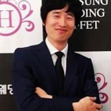 Taejong - Uživatelský profil