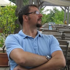 Profil utilisateur de Radek