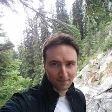 Logan - Uživatelský profil