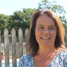 Edwina - Uživatelský profil