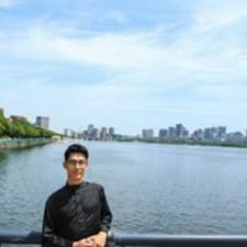 Anas felhasználói profilja