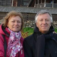 Profil utilisateur de Ghislaine & Claude