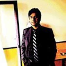 Profil Pengguna Vibhor