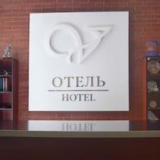 โพรไฟล์ผู้ใช้ Гостиница ВИРДЖИНИЯ