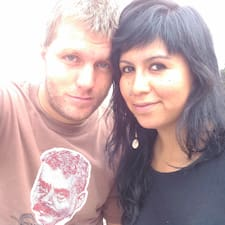 Johannes + Roxana User Profile