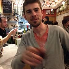 Nicolas is the host.