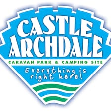 Castle Archdale — хозяин.