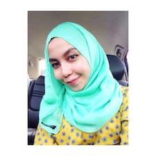 Profil utilisateur de Siti Nur Yuhanis