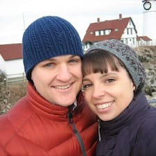 Profil utilisateur de Kate & John