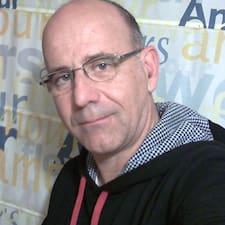 Juan Fº is the host.