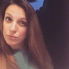 Profil utilisateur de Elisabetta