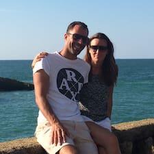 Profil utilisateur de Murielle Et Benjamin