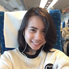 Gebruikersprofiel Yaumi