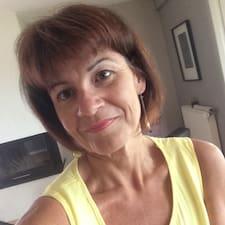 Perfil do utilizador de Valérie