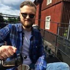 Henkilön Tuomas käyttäjäprofiili