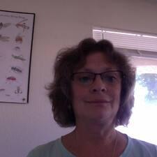Frances felhasználói profilja